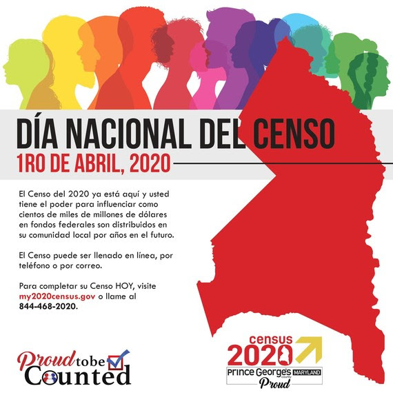 National Census Day Spanish