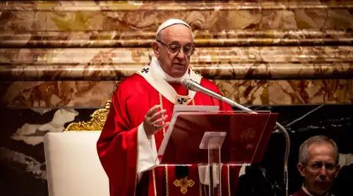 Papa Francisco: La gran tentación es conformarse con una vida sin amor