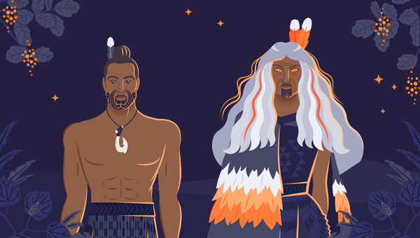 Maui and Mahuika