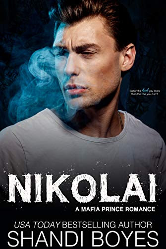 Cover for 'Nikolai (Russian Mob Chronicles Book 1)'