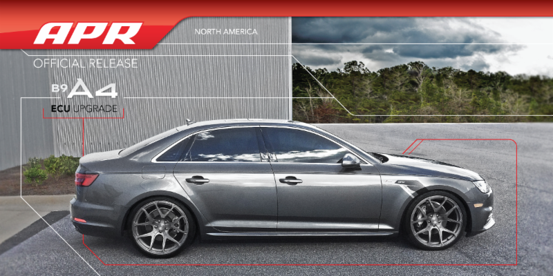 Audi A4 2.0T >> apr, a4, B9, audi