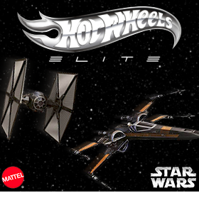 EPISODE VII HOT WHEELS ELITE