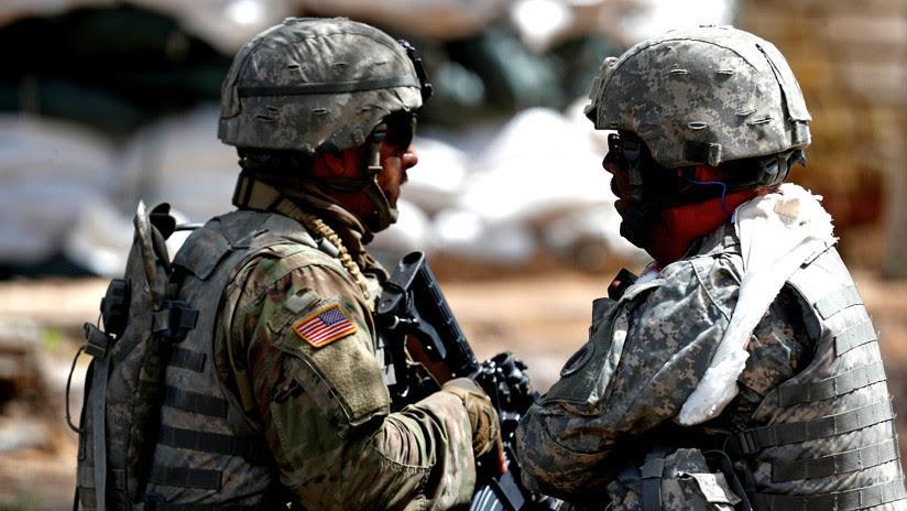 Irán declara a las Fuerzas Armadas de EE.UU. como organización terrorista