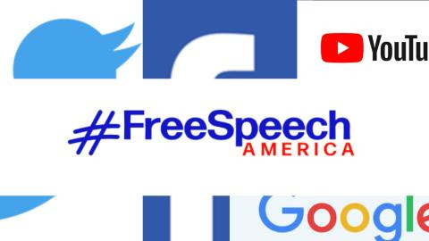 Free Speech America Launches In Fight Against Big Tech Censorship