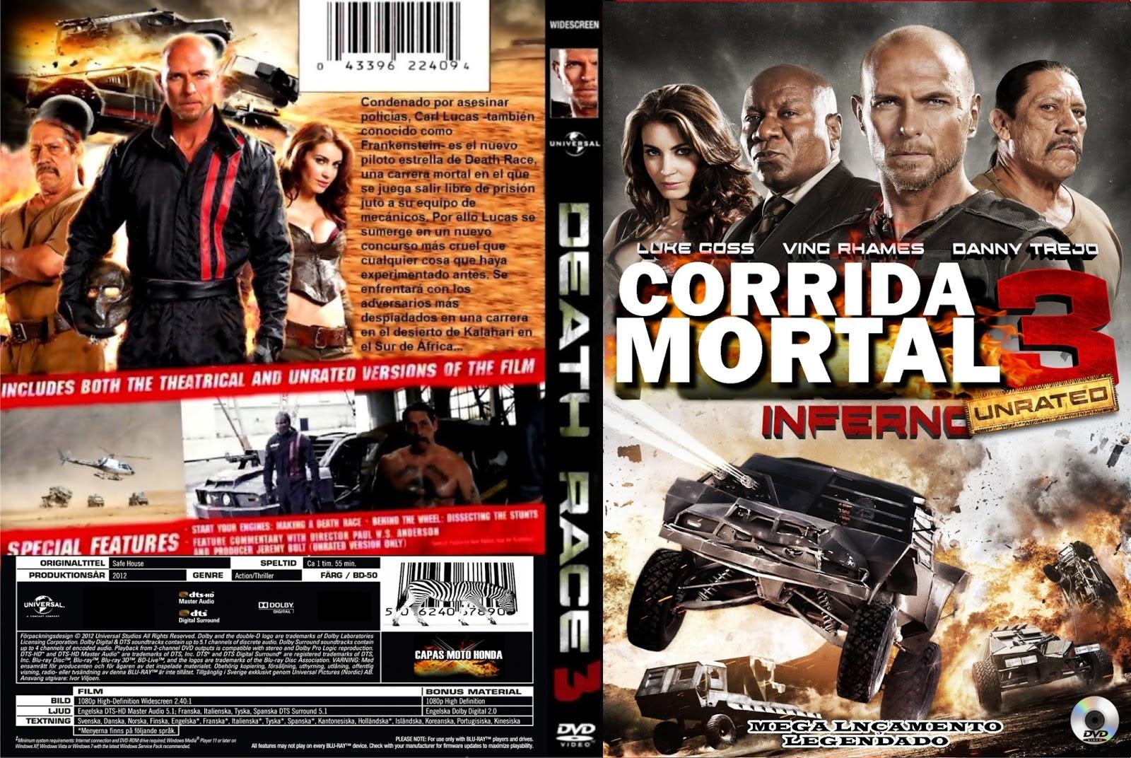sggVBdg Corrida Mortal 3 Inferno (Death Race 3 Inferno) Torrent   BDRip Dual Áudio (2013)