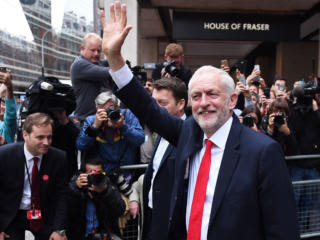 In many different parts of the U.K., Jeremy Corbyn's Labour Party exceeded expectations against Theresa May's Conservatives.