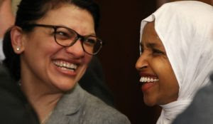 Abortive Tlaib/Omar Israel trip sponsored by jihad-linked org that claimed Jews used Christian blood for Passover