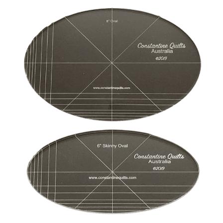 Oval Rulers
