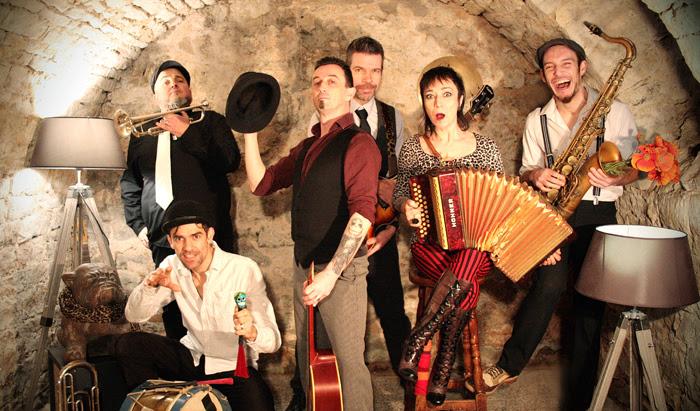 Nadamas ou le retour pétillant de la joyeuse troupe de chanson festive