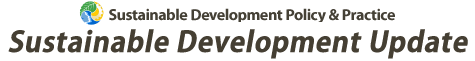 Sustainable Development Update – 26 March 2014 – Sustainable Development Policy & Practice