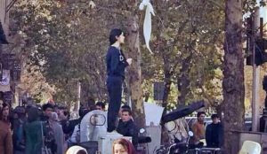 Iranian woman who took off her hijab and became symbol of freedom is missing and feared arrested