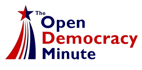Open Democracy Minute logo