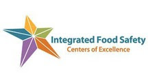 Logo for Integrated Food Safety Centers of Excellence