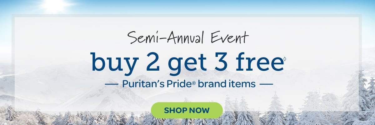 Puritan's Pride Affiliate News