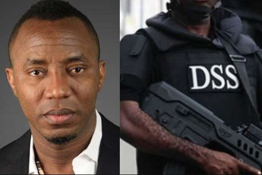Sowore planned to violently topple government?? DSS
