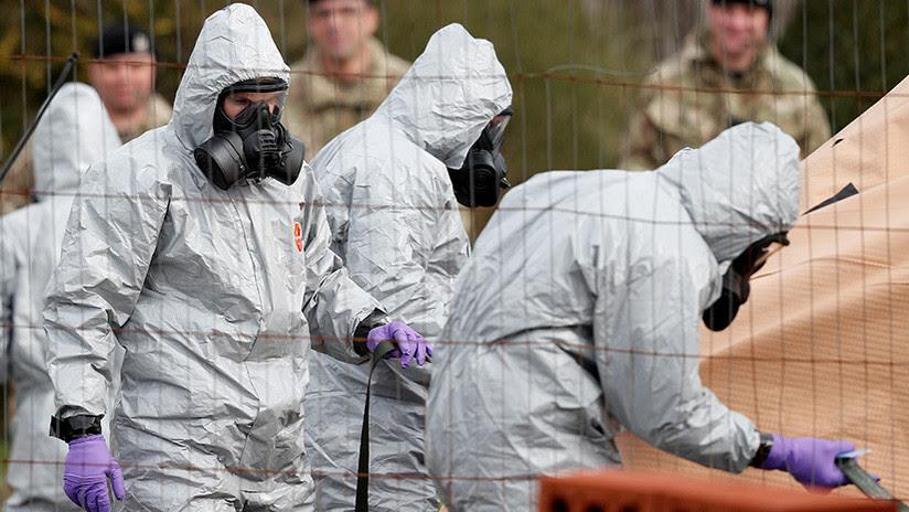 Los científicos no son capaces de demostrar que Rusia creó la sustancia del caso Skripal