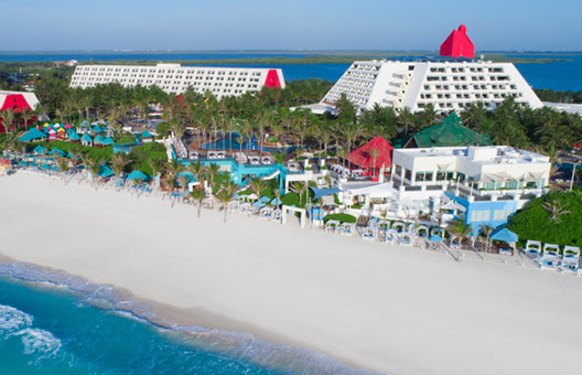 Oasis Hotels & Resorts is a hotel chain that boasts four resorts, divided into nine hotels in the Mexican Caribbean located in Cancun. The three main Oasis Resorts are located in the Cancun Hotel Zone; seven resorts featuring different concepts, all of them with all-inclusive plan.