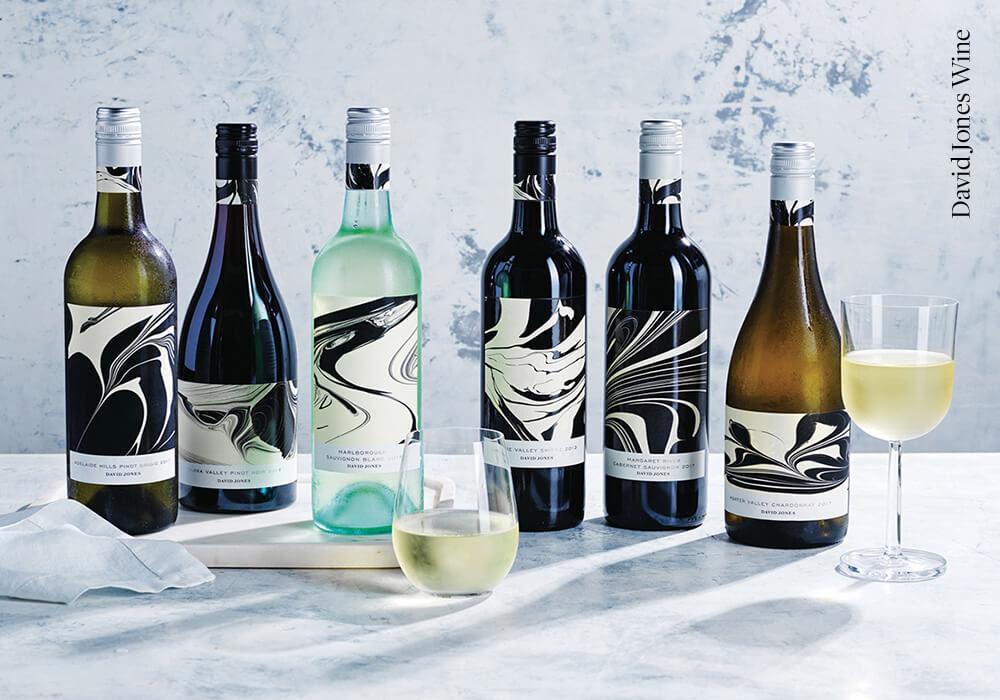 David Jones Wine