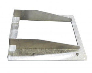 Right Angle Bracket for NEMA Enclosures