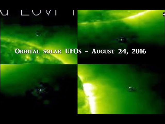 UFO News ~ Glowing UFO Tries To Escape Detection At ISS and MORE Sddefault