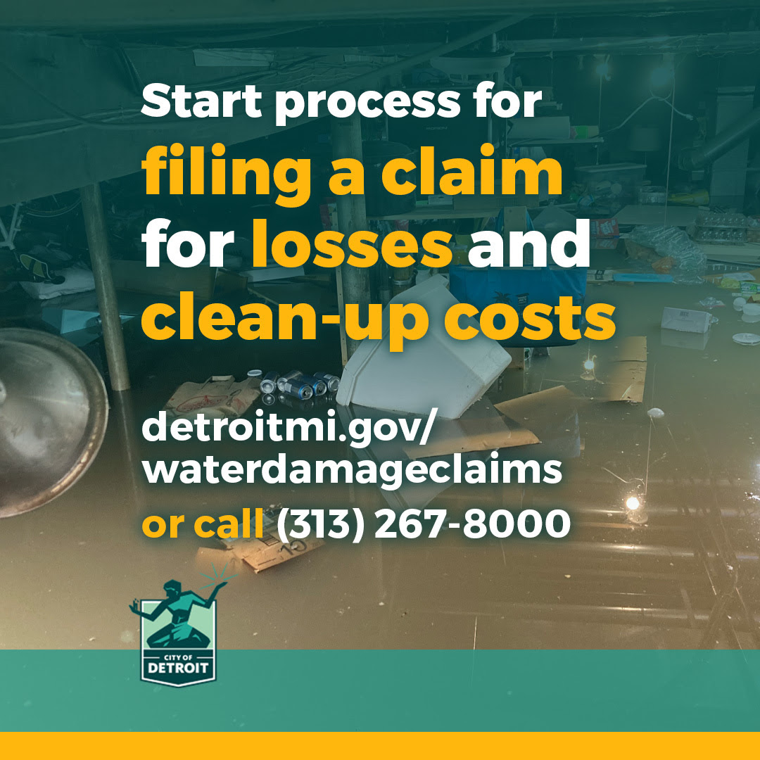 Flooding - Claims and Cleanup