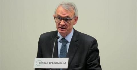 El presidente del Círculo de Economía, Antón Costas./ EP