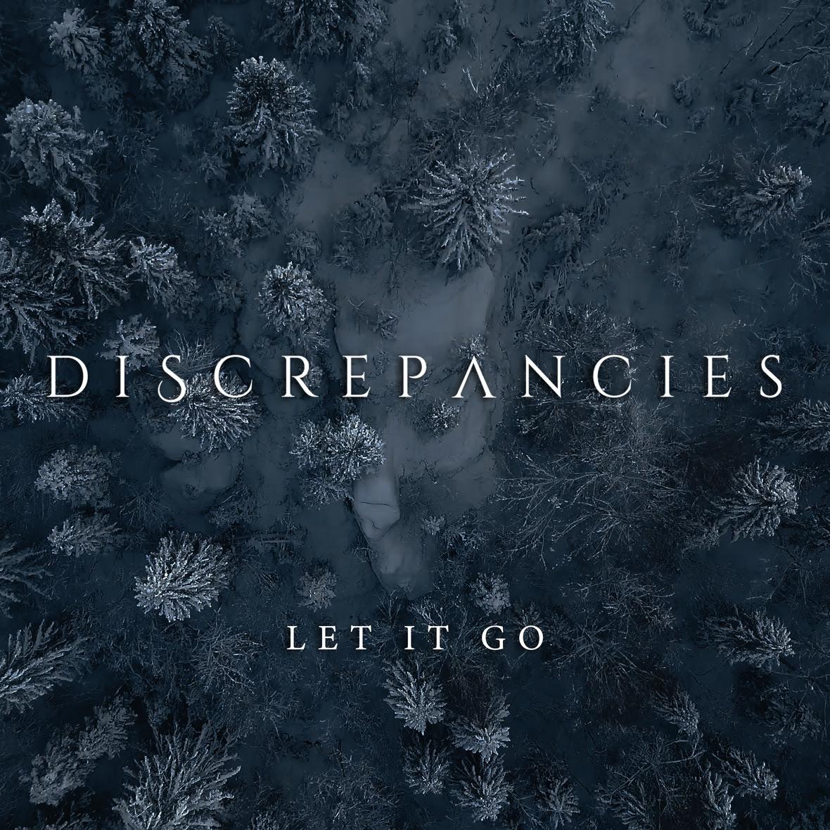discrepancies let it go artwork