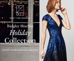 Badgley Mischka Holiday Collection