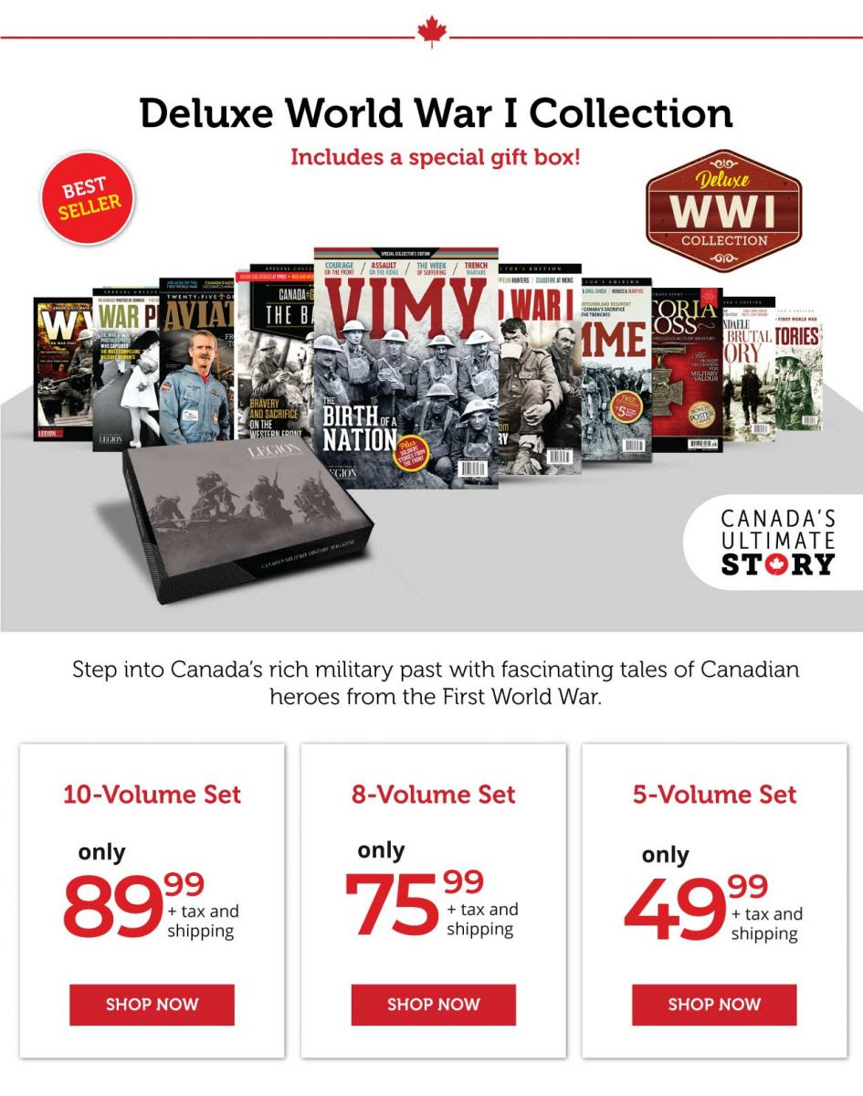 World War I Collection (Deluxe Edition)