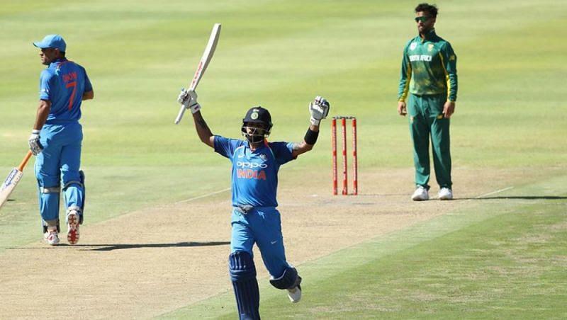 India vs South Africa - 3rd ODI 2018