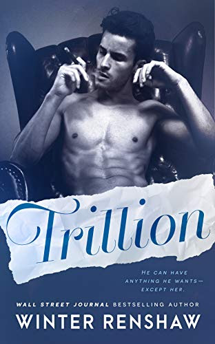Cover for 'Trillion'