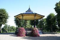 Bandstand in Castle Park