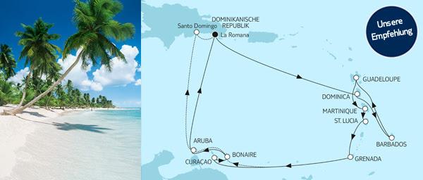 Karibik-Kreuzfahrten