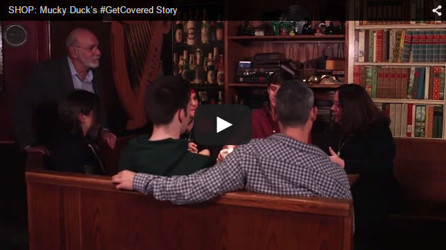 YouTube Embedded Video: SHOP: Mucky Duck's #GetCovered Story