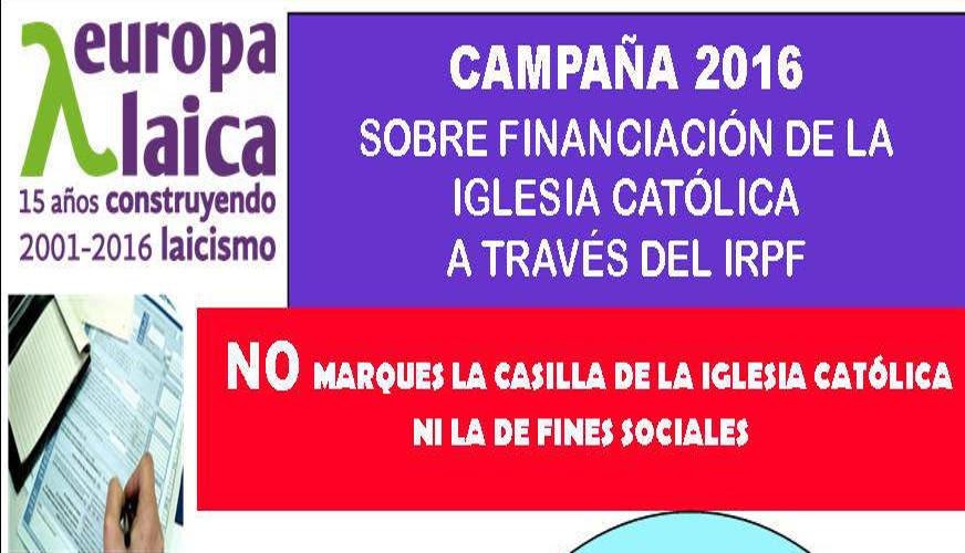 IRPF campana 2016