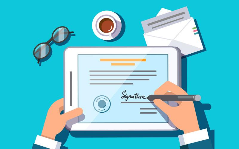 Professional E-Signature Platform