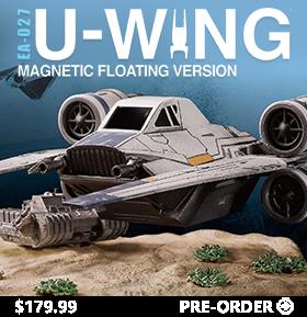 Egg Attack EA-027 Magnetic Floating U-Wing