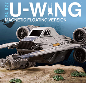 Egg Attack EA-027 Magnetic Floating U-Wing