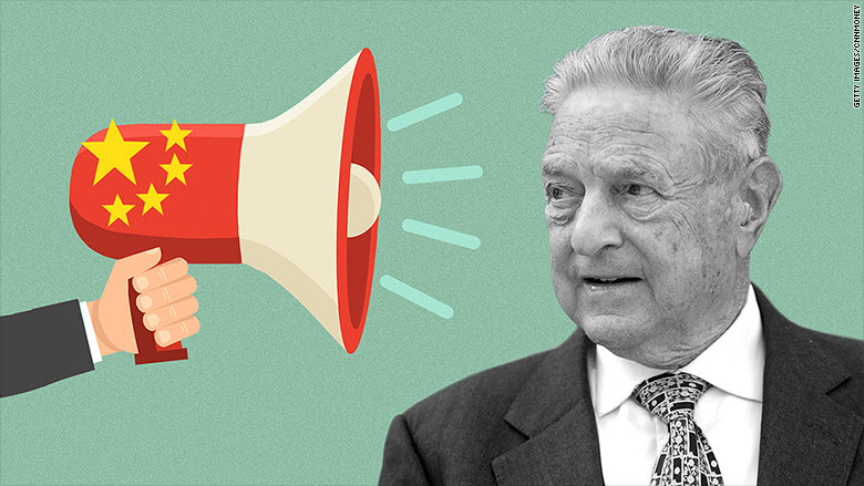 It's war! China blasts George Soros for badmouthing Asian ...
