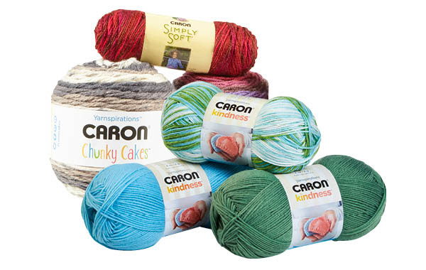 ALL Caron Yarn