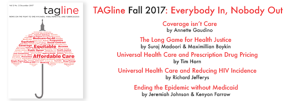 Image for Fall 2017 TAGline eblast, 12/7/17