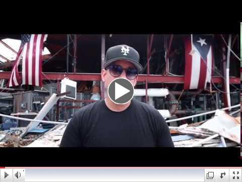 Help Daddy Yankee To Rebuild Puerto Rico