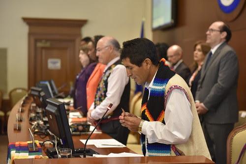 Consejo Permanente de OEA celebra Primera Semana Interamericana de los Pueblos Indígenas