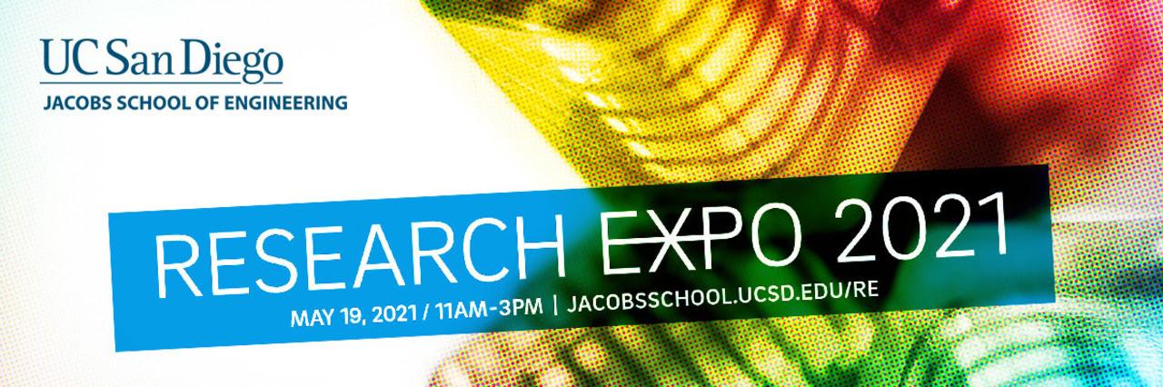 Research Expo 2021 logo
