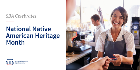 SBA Celebrates National Native American Heritage Month