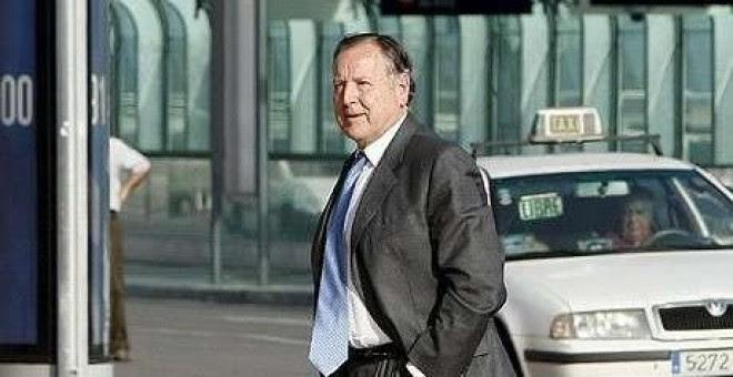 José María Álvarez del Manzano, exalcalde de Madrid y expresidente de Ifema./ AGENCIAS