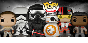 STAR WARS EPISODE VII FUNKO LINEUP