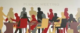 Open Public Meeting