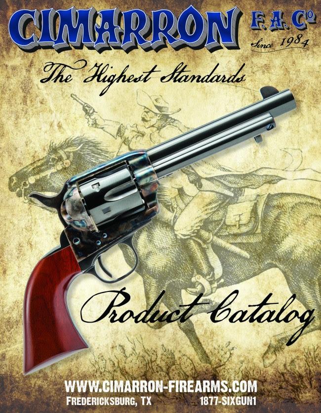 The Cimarron Firearms' Doc Holliday combo says