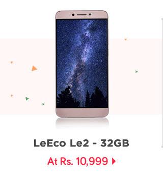 LeEco Le2 (32GB) - 13.97 cm